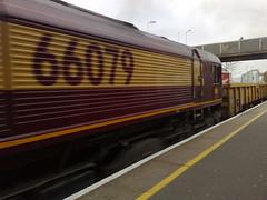 Struck by a Train Twice