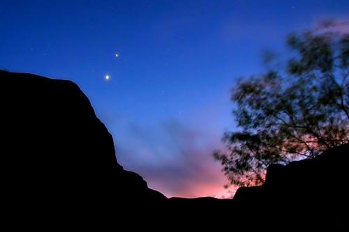 sunset landscape mexico atardecer venus paisaje nuevoleon jupiter gmt huasteca elitephotography theperfectphotographer flickrestrellas oneofmypics