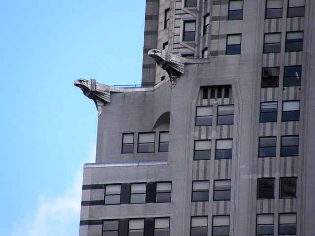 Detalle del edificio Chrysler