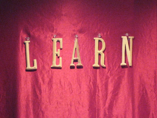 Learn Sign from Flickr via Wylio