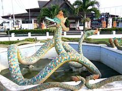 Naga Kalimantan Timur