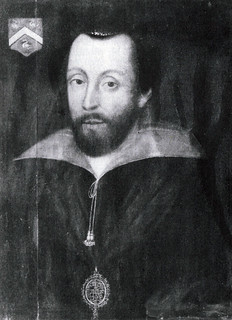 Thomas Lyte wearing The Lyte Jewel c1611