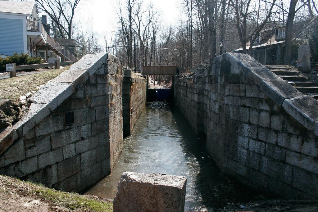 D&H Canal Lock