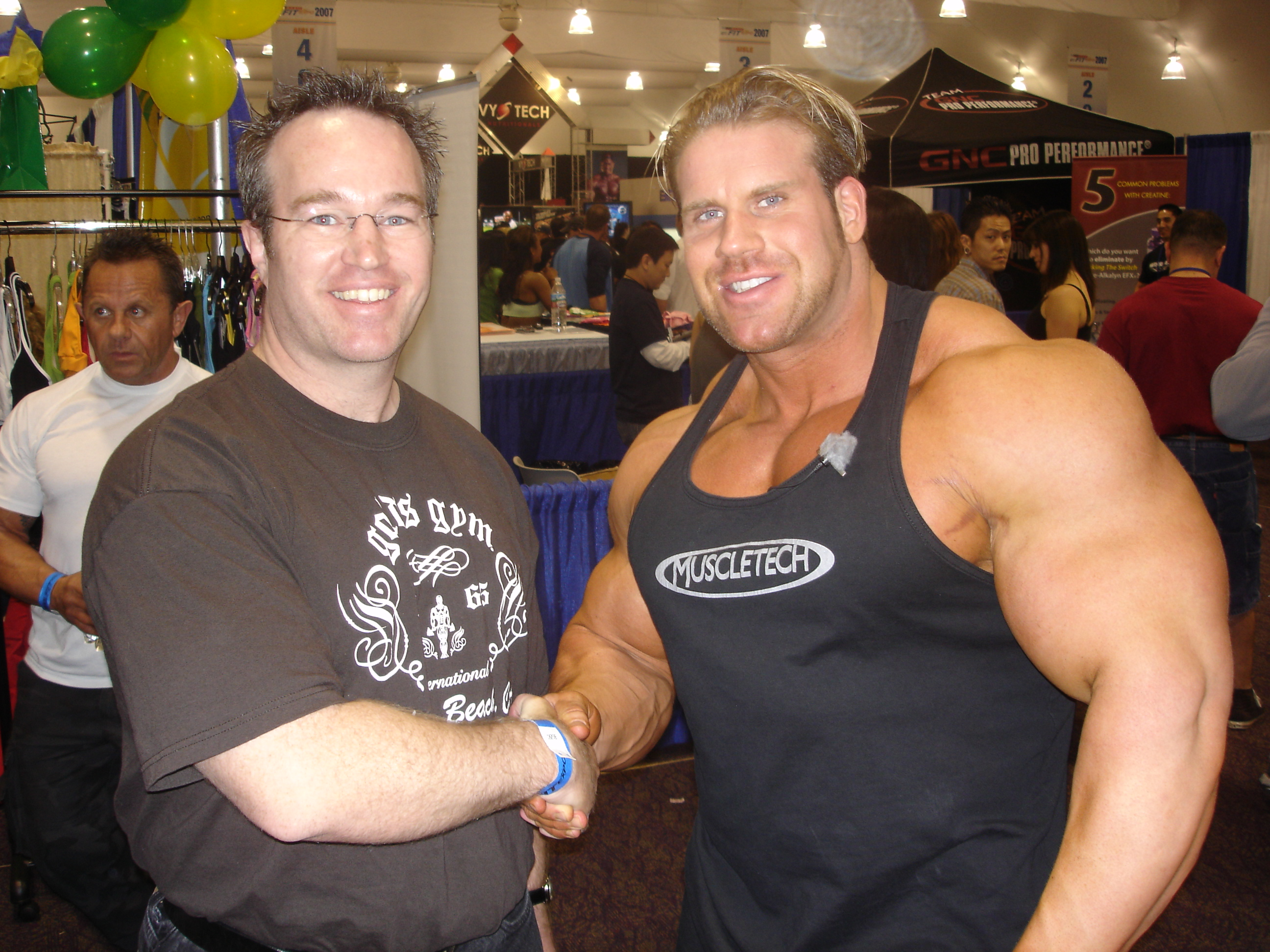 Showing the 6 photos of jay cutler bodybuilder