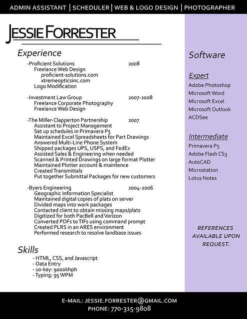 resume_clerical | Flickr - Photo Sharing!
