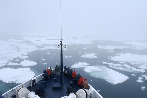 Arctic Circle, Chuckchi Sea