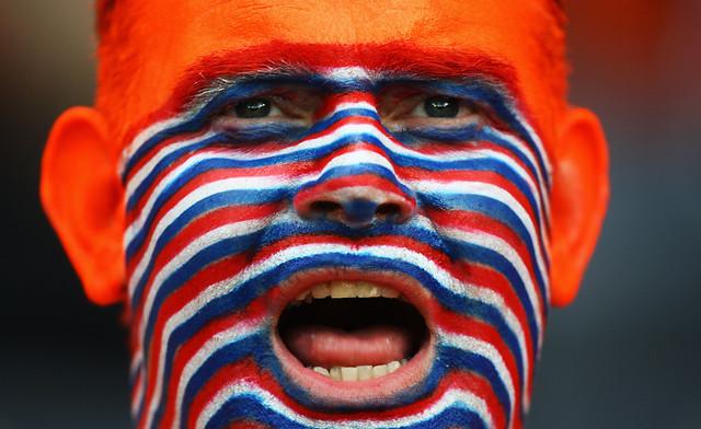 Euro 2008: França x Holanda