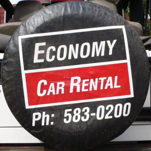 Economy Car Rental Edmonton Airport Review