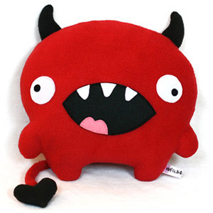 Plushes Cool Monster