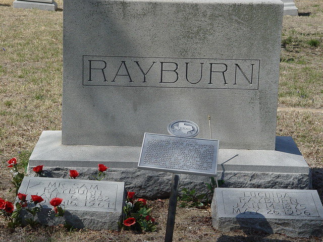 Sam Rayburn House http://www.flickr.com/photos/sneakindeacon/2636714103/