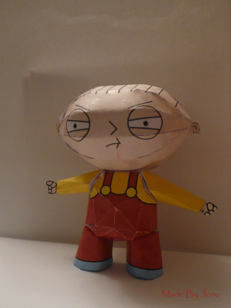 2672844560 0e84a3365f b 19 of the Most Adorable and Bizarre Papercraft Creations