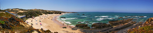 Praia do Almograve (Odemira, Portugal)