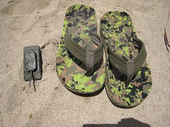 army(0.0), outdoor shoe(0.0), sneakers(0.0), shoe(0.0), military(0.0), military camouflage(1.0), footwear(1.0), green(1.0), camouflage(1.0),