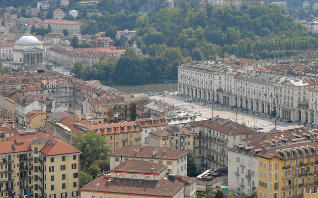La place Vittorio Veneto (Turin)