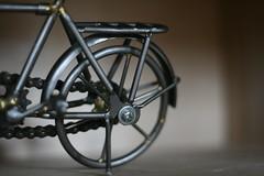 tiny bicycle