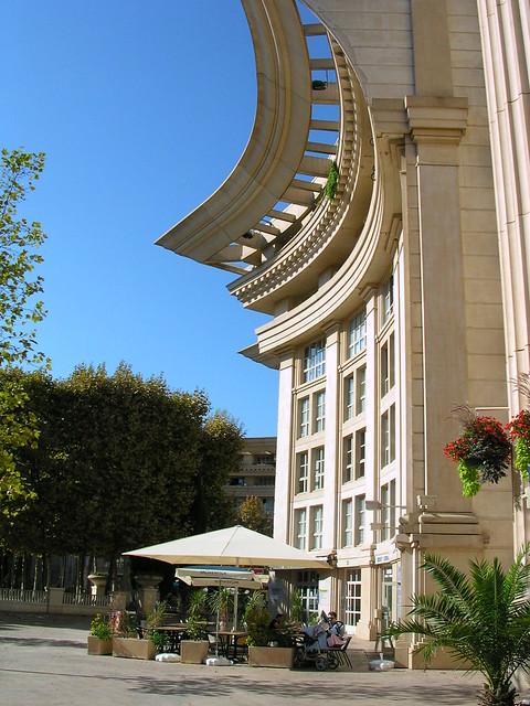 architecture contemporaine montpellier fr34 flickr