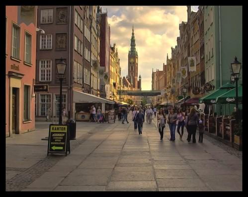 Dluga Street