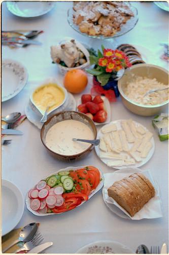 Wielkanocne śniadanie mistrzów / Eastern Breakfast of Champions