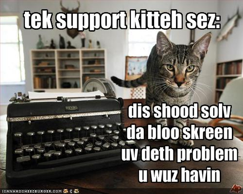 tek support
