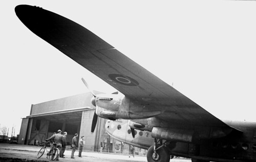 Avro York 3.5 20 wide angle Elmar 57 02
