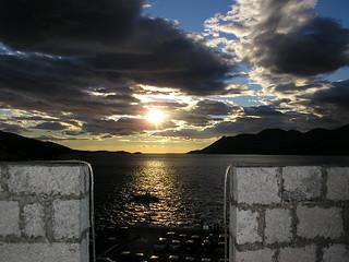 Dalmatian Sunset