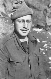 An unidentified soldier of the 3rd Battalion, The Royal Australian Regiment (3RAR), taken in the field in Korea.