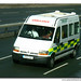 Small photo of Ambulance PO51XKC