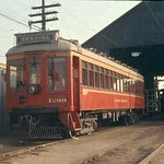 PE 1299 at Watts Car House 1955