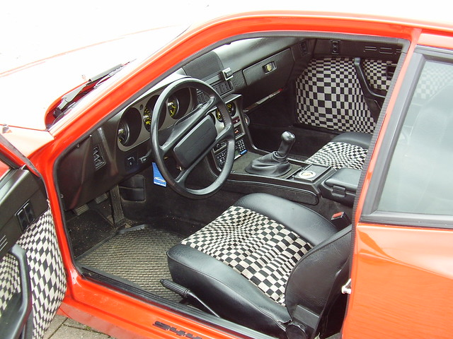 Interior of my porsche 944 1982 this is the interior of for Porsche 944 interieur