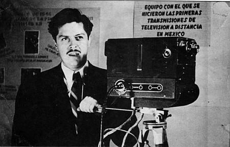 Guillermo Gonzalez Camarena