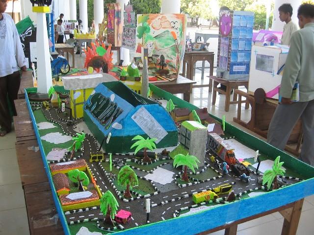 Salah Satu Mading 3D Karya Santri TMI | Flickr - Photo ...