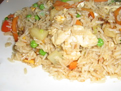 thai fried rice, food grain, yeung chow fried rice, rice, nasi goreng, arroz con pollo, biryani, food, pilaf, dish, fried rice, cuisine,