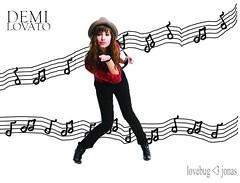 Demi Lovato <3 por samantha ryan (: