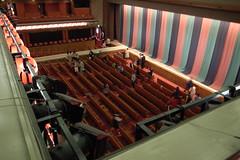 28Apr2010 先代の歌舞伎座 一番よく座つたあたりから