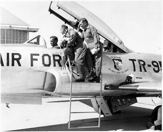 Lockheed : T-33A : Shooting Star