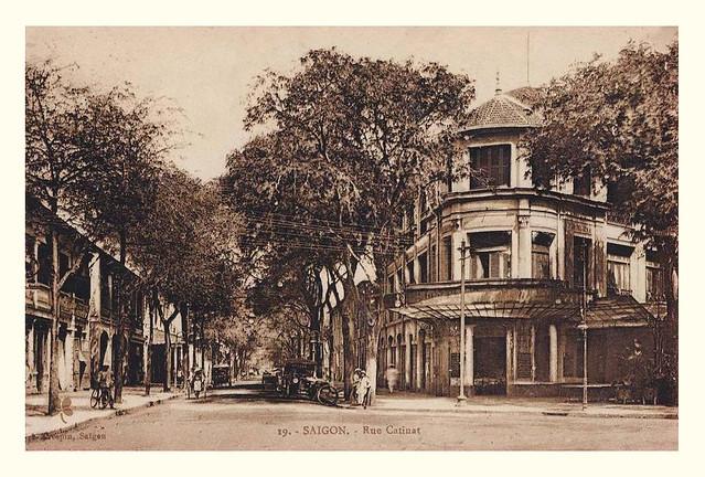 SAÏGON - Rue Catinat