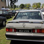 Mercedes 190E (W201) 2.5-16v Evolution I