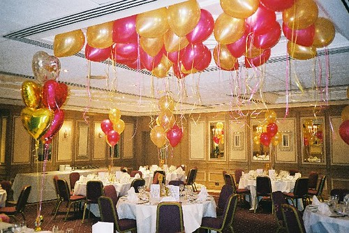 Balloon Decorating by Balloon and Party Ideas | Flickr - Photo
