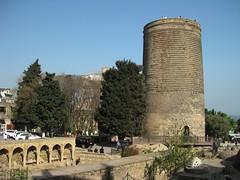 Maidens Tower, Baku