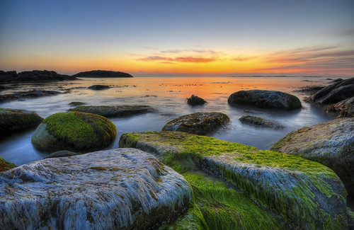 sunset sea norway rock nikon erik per sola hdr d300 pererik photomatix 8exp ølberg mywinners ourplanet theunforgettablepictures goldstaraward sviland sqbbe pereriksviland