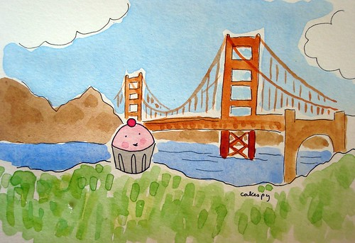 Cupcake in San Francisco