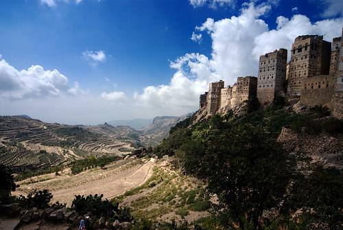 yemen sanaa alhajjara