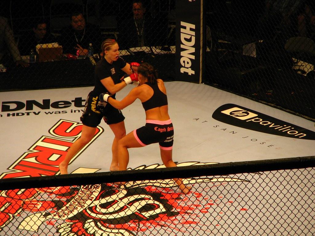 picture Elaina Maxwell mixed martial arts