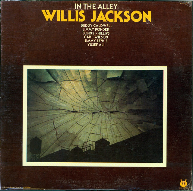Willis Jackson - In The Alley