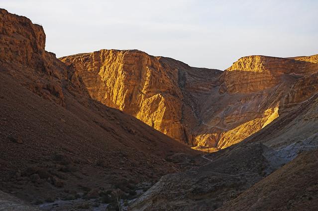 Desert Sunrise I