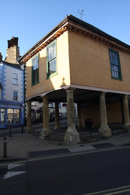 Faringdon, Old Town Hall