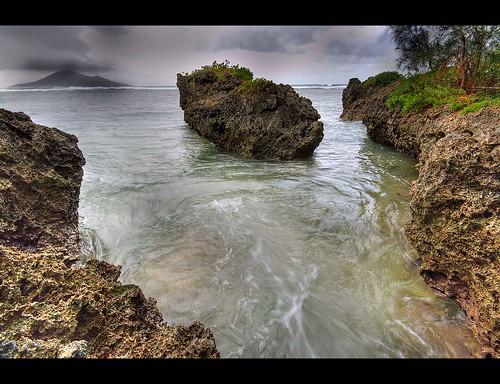 sea beach volcanicrock vanuatu rushingwater efate platinumphoto theunforgettablepictures theperfectphotographer