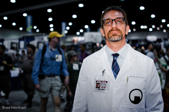 Gordon Freeman costume
