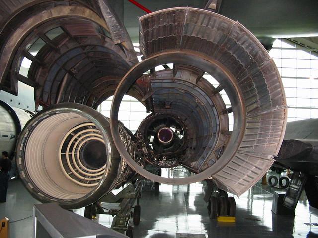 Sr-71 Blackbird Engine 7