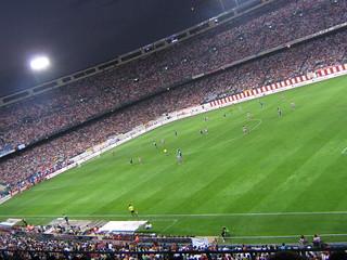 Vicente Calderon Stadium közelében Provincia de Madrid képe. estadio championsleague fútbol calderon atleti vicentecalderón atléticodemadrid cuatrocerismo kunkunkun fútbolcuestaabajo